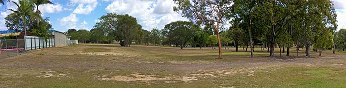 The site of Bundaberg's proposed RV-Friendly Park