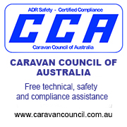 Caravan Council of Australia advert